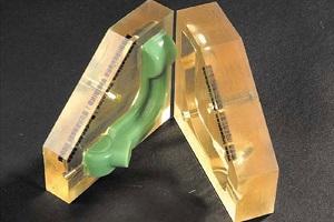 Влияние модельного состава и материалов пресс-форм на формирование выплавляемых моделей при литье фасонных отливок сложной конфигурации - Изображение