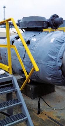 Как провести осмотр, диагностику и обслуживание теплоизолированных шаровых кранов?