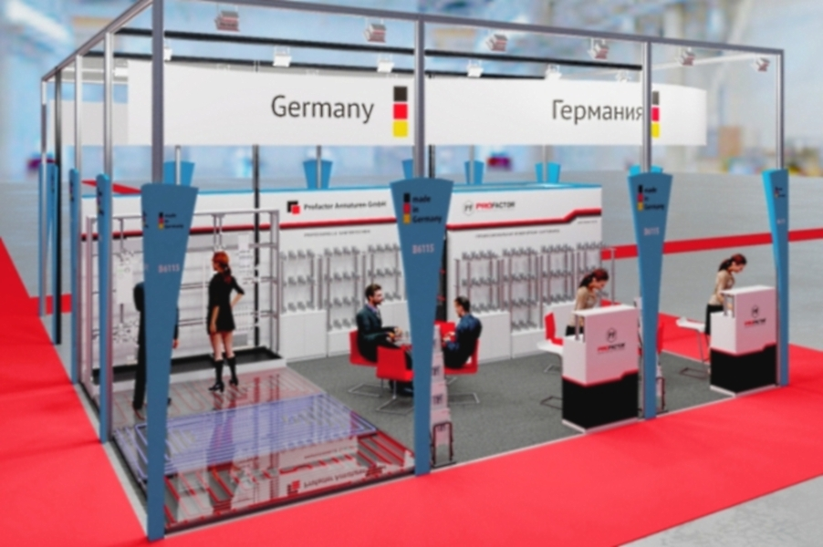 Стенд PROFACTOR организует Product Demonstrations на Aquatherm Moscow 2019