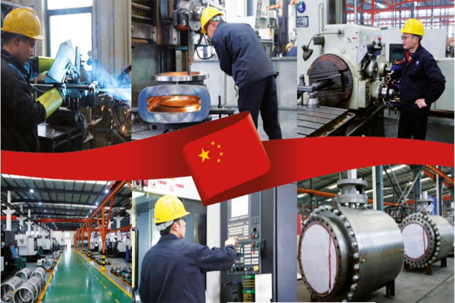 Проект «Китайское арматуростроение». ЮДФ РУС (YDF VALVES) - Изображение